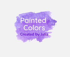 Painted Colors